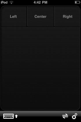 برنامج Touch Mouse من شركة LogiTech في متجر البرامج