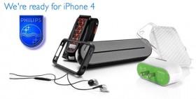 فيليبس تقدم منتجات عالية الجودة للآي-فون والآي-باد والآي-بود