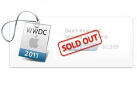 نفاد جميع تذاكر مؤتمر 2011 WWDC في اقل من 12 ساعة!