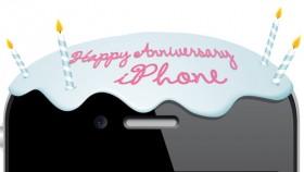 اربع سنوات منذ صدور اول أي-فون