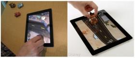 ديزني تقدم العاب تفاعلية للأي-باد