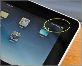 لماذا لا يمكن شحن جهاز الآي-باد عبر حواسيب الويندوز؟