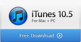 ترقية برنامج أيتيونز للإصدار 10.5.2