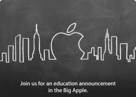 مؤتمر صحفي لآبل يوم 19 يناير للإعلان عن شيئ بخصوص التعليم