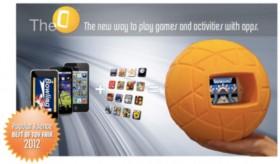 ملحق TheO يحول هاتفك إلى كرة تفاعلية