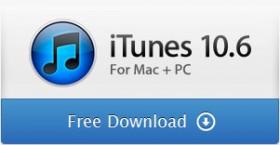 ترقية برنامج أيتيونز للإصدار 10.6.1