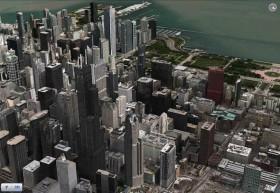 صور للمدن التي تغطيها ميزة FlyOver