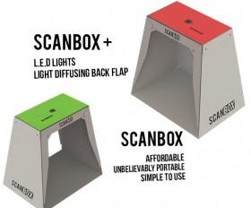 حول هاتفك إلى ماسحة ضوئية مع Scanbox