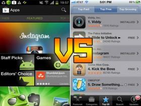 مستخدمو iOS يحتفظون بالتطبيقات أكثر من نظرائهم في أندرويد