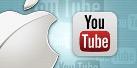 مشكلة عدم تواجد تطبيق اليوتيوب في iOS 6