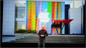 فيديو: مؤتمر الإعلان عن الآي-فون 5 في 90 ثانية
