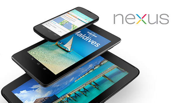 Google Challenging And Updated The Nexus Family