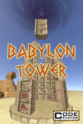 لعبة Babylon Tower في متجر البرامج