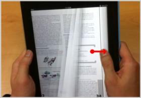 مفهوم جديد لقراءة الكتب الالكترونية