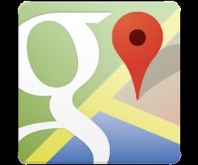 تطبيق خرائط جوجل الآن في متجر البرامج