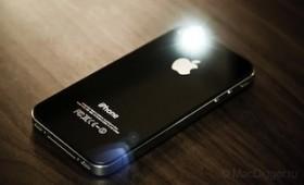 مزايا لا يعرفها كثيرون في iOS 5 – تفعيل الفلاش مع التنبيهات