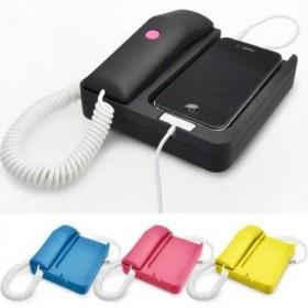 الآي فون كهاتف مكتبي!