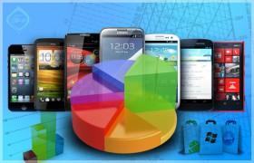 إحصائيات عن الهواتف الذكية في عالمنا العربي