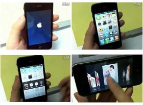 تقليد صيني للأي-فون 4 – رهيب