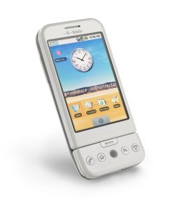 T-Mobile G1 قد يكون المنافس الوحيد للآي-فون