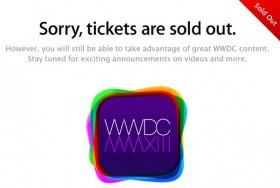 نفاد تذاكر مؤتمر آبل WWDC 2013 في أقل من دقيقة