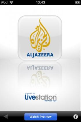 قناة الجزيرة الإنجليزية والعربية في متجر البرامج – (تحديث)