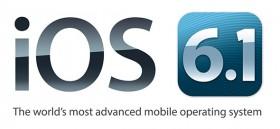 تحديث جديد لنظام أي أو إس ليصبح الإصدار 6.1