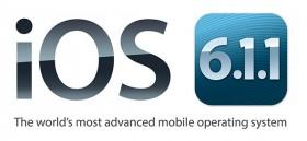 أبل تصدر التحديث 6.1.1 للآي فون 4S