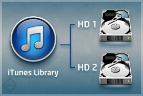 أساسيات التعامل مع الآي تيونز [3]: حفظ ونقل ملفات الآي تيونز في الكمبيوتر