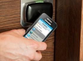 الهواتف الذكية تفتح لك الأبواب