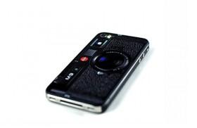 الأي-فون 4 على هيئة كاميرا