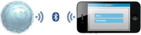التحكم بالروبوتات عبر الآي-فون
