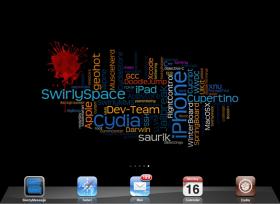 برنامج SwirlyMessage يتيح الرسائل النصية والوسائط على الآي باد