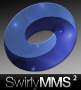 برنامج SwirlyMMS² يدعم العربية
