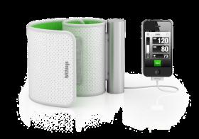 قياس ضغط الدم عبر الآي-فون