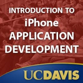 تعلم برمجة الآي-فون مع جامعة يو سي دافيس