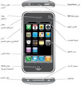 دليل المستخدم iPhone 3G و iPhone