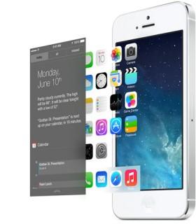 شكل جديد وتصميم رائع لنظام iOS 7