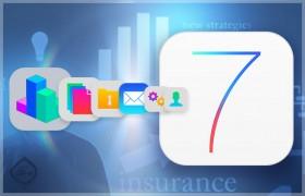 مزايا نظام iOS 7 للمؤسسات والشركات