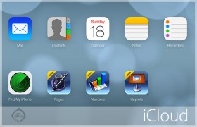 شكل موقع السحابة بعد صدور iOS 7