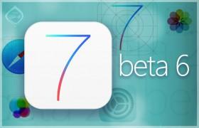 أبل تطلق iOS 7 بيتا 6 بشكل مفاجئ لإصلاح بعض المشاكل