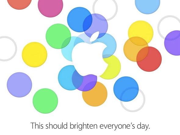 iPhone 5S-5C events