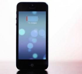 مشكلة البطارية في iOS 7.1