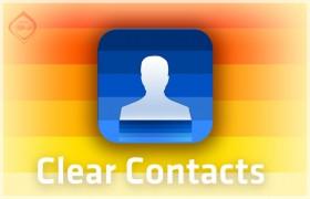 تحديث تطبيق Clear Contacts