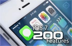 قائمة بمزايا iOS 7 الجزء الثاني