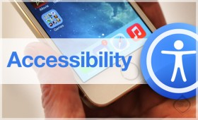 ما الجديد في إمكانية الوصول في iOS 9؟