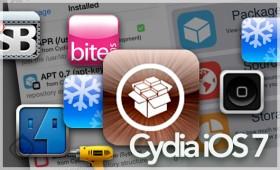 أفضل تطبيقات السيديا لـ iOS 7