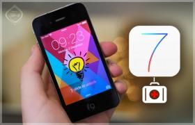 علاج بطئ iOS 7 على الأجهزة القديمة