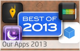 تطبيقات آي-فون إسلام في قائمة القمة لـ 2013