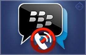 كيف تتجاوز حظر الاتصال الصوتي في BBM ؟